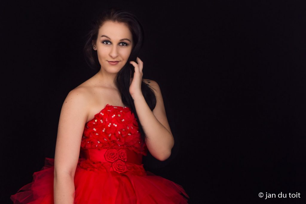Female Model Studio Photo Shoot, Roodepoort, West Rand, Gauteng