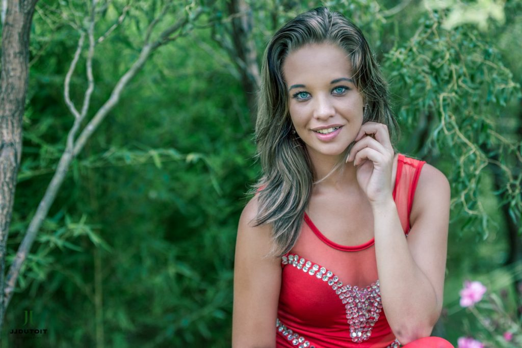 Female Model Photo Shoot